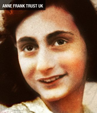 Anne Frank – Website