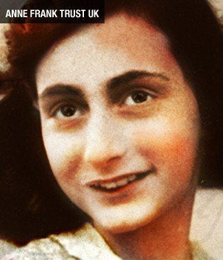 Anne Frank – Website