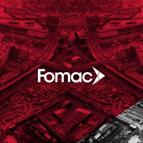 Fomac branding and digital project