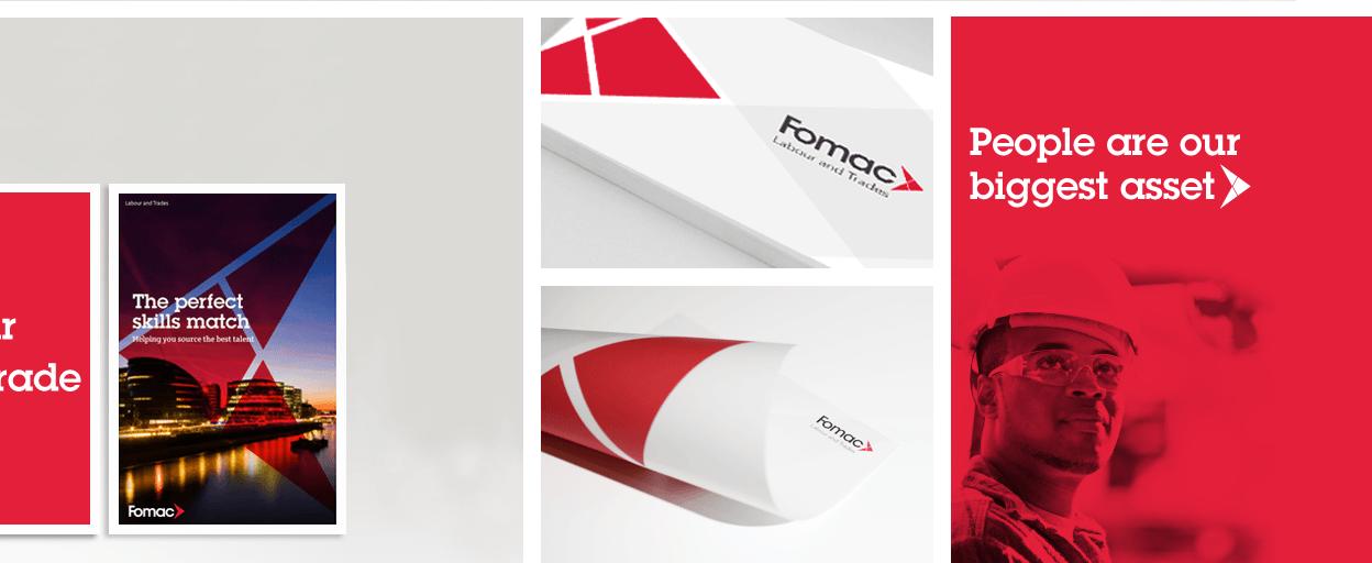 Fomac graphic design