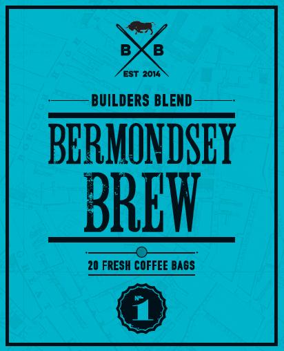 Bermondsey Brew branding designers