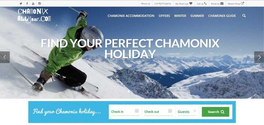 Chamonix Desktop