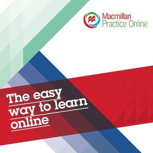 Macmillan corprorate brochure design