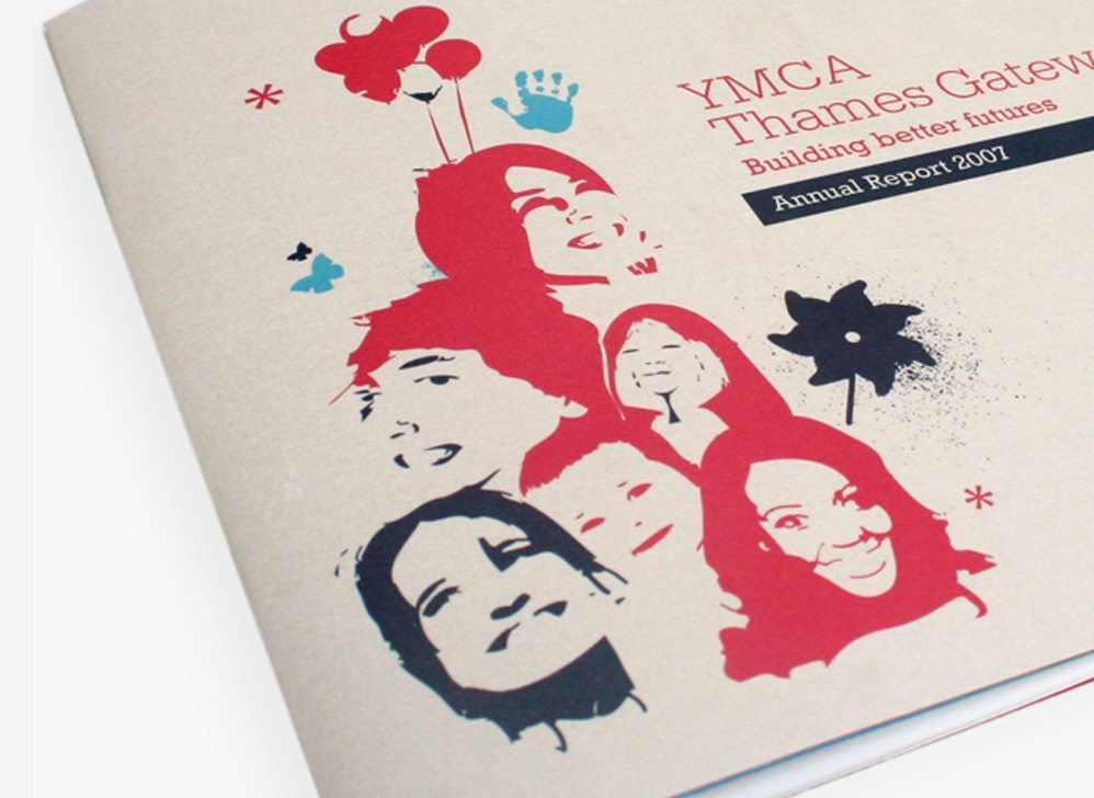 Brochure design YMCA