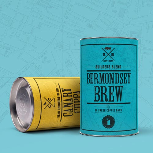 Bermondsey Brew and Canary Cuppa
