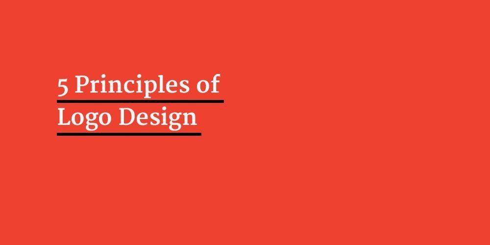 5 principles of logo design