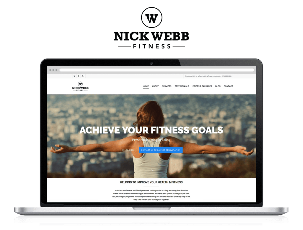 Nick Webb Fitness