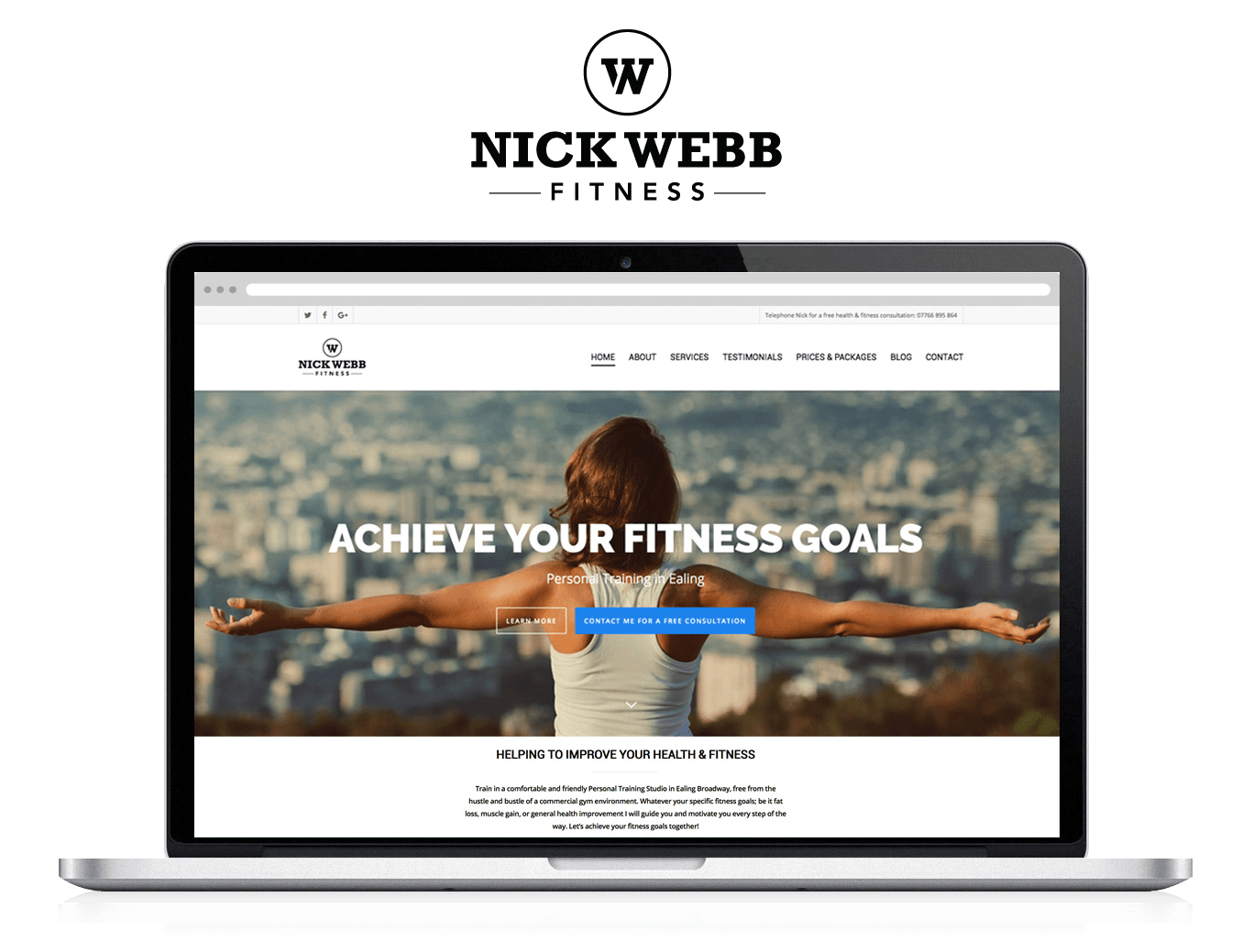 Nick Webb Fitness
