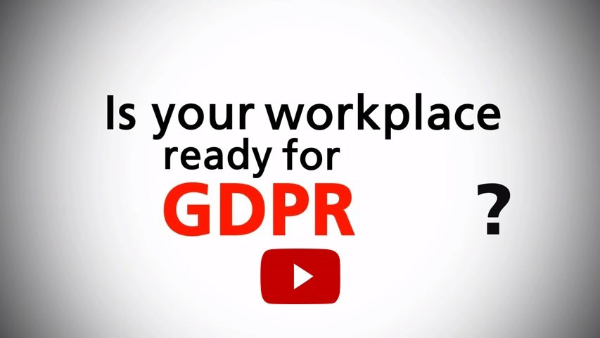 GDPR - is your workplace ready