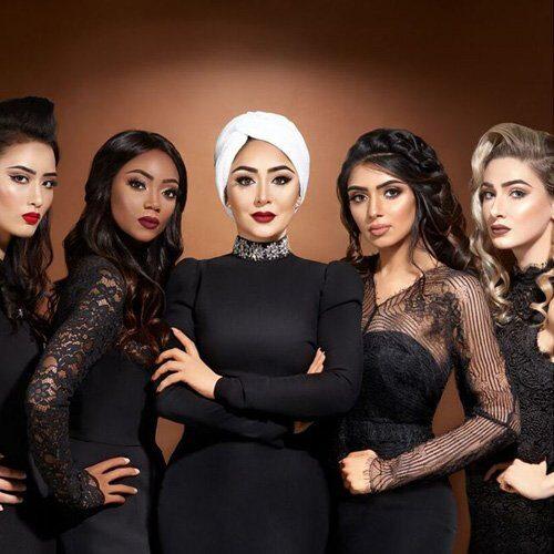 Artist of Makeup team