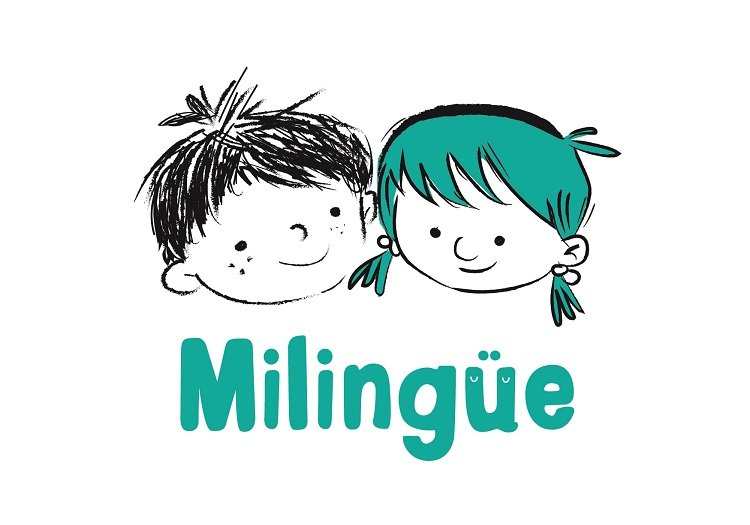 Milingüe - brand identity by Feelingpeaky